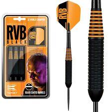 Target RVB Raymond Van Barneveld Black Brass Darts 22g & 24g - Barney Darts