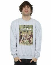 Disney hombre Jungle Book Retro Poster Camisa De Entrenamiento