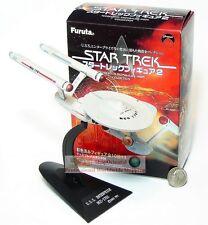 Furuta Star Trek 2 USS Enterprise NCC-1701 Spaceship Display Model ST2_11+B