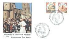 Italia 1988 Jan Paweł II papież John Paul pope papa (88/4)