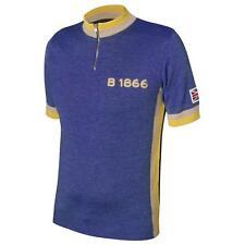 Brooks l 'Eroica 2016 b1866 camiseta Cycling Jersey merino lana bicicleta de carreras de bicicleta