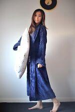 Unisex Super Soft Warm Long Bathrobe Pajama Kimono