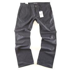 New Übergröße Big Seven Evan blau Chino Herren Jeans Stoff Hose Business XXL