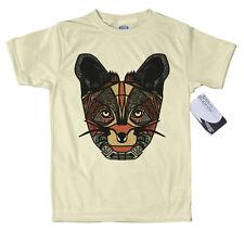 Geometrized Fox T-Shirt Design