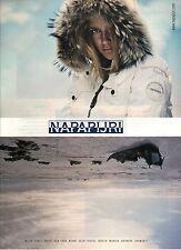 PUBLICITE ADVERTISING 2007  NAPAPIJIRI  vetements