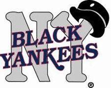 New York Black Yankees Negro League Baseball Mens Polo Shirt XS-6X, LT-4XLT New
