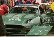 Calcas Aston Martin DB7 Le Mans 1995 35 1:32 1:43 1:24 1:18 64 87 slot decals