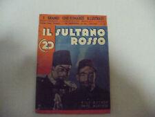 CINEROMANZO 1935 IL SULTANO ROSSO ASTHER AMES KORTNER