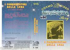 I conquistatori della Luna (1952) VHS Cosmo  Video  Giorge WALLACE