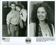 JASON PRIESTLEY DINA MEYER BEVERLY HILLS 90201 ORIGINAL 1993 FOX TV PHOTO