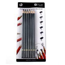 Professional Art Graphic Pencil 3B 4B 6B 7B 8B 9B Shading Charcoal Non-Toxic NEW
