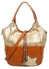 Stylish Fashion Ladies Glitter Insertion Faux Laether Handbag Star Studded