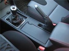 Se adapta a Mazda 3 GEAR GAITER + Funda de freno de mano Polaina + Apoyabrazos rojo costura