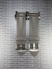 New Suunto Core PU Rubber Strap Soft Diver Watch Band Lugs Adapter Set Black