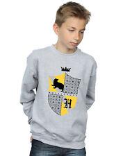 Harry Potter Niños Hufflepuff Shield Camisa De Entrenamiento