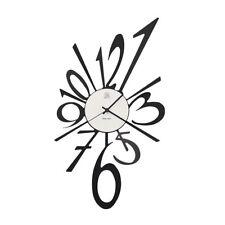ARTI E MESTIERI orologio da parete BIG-BANG 34 x H55 cm in vetro e metallo
