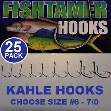 Kahle Hooks FISH TAMER Pro Pack - Super Sharp - Sizes #6 - 7/0 (25pk)