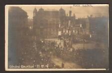 STRASBOURG : GENERAL GAURAUD le 22.11.1918 Place KLEBER