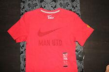 Nike slim fit manchester united camisa rojo tallas S, M o L nuevo con etiqueta
