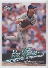 1997 Fleer Ultra Platinum Medallion Edition #P469 Ron Villone Milwaukee Brewers