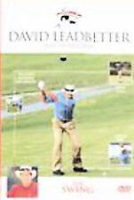 David Leadbetter Golf Instruction The Swing DVD - Sealed