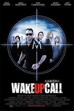 Poster Maroon 5 Wake Up Call