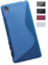 Hülle für Google Pixel 2 Handy Schutz Case aus Silikon Cover Schale Dünn in Schw
