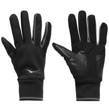 Slazenger Mens Winter Gloves Windproof S M L Black Superior Grip Golf Sport S225