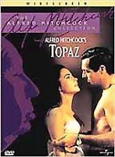 DVD Alfred Hitchcock Topaz: John Forsythe Frederick Stafford Karin Dor M Piccoli