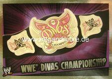 Slam Attax Rumble-WWE Divas Championship-title