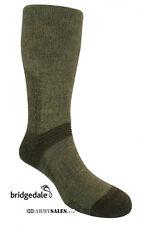 Bridgedale Essential Kit SUMMIT OLIVE GREEN Military Spec Tactical Hiking Socks