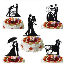 Torten Aufsteller Topper Cake Aufsatz Hochzeit Wedding Deko Kuchen Mr & Mrs