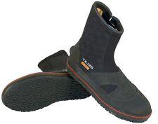 Tilos 6mm Thermowall Hi-Tract Semi-Dry Boots, Black