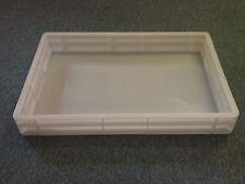 Stapelkasten Pizzateigbehälter, 1 Stück, 60 x 40 cm