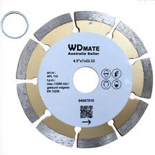 Dry Wet Turbo Diamond Saw Blade Cutting Disc Brick Marble Granite Tile WDMATE