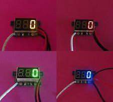 "Pantalla LED de corriente Mini 0-999mA Digital Amperímetro Medidor DC 4-30V Amp 0.36"" hágalo usted mismo"