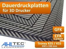 3D Drucker Dauerdruckplatte für Tronxy X3S X5S 330 x 330mm - ABS PLA PETG HIPS