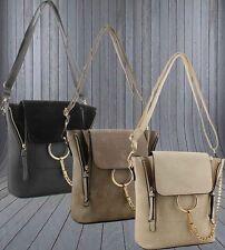 SELENA Women's Designer Fashion Bag Zipper design Tote Handbag