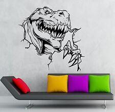 Wall Sticker Vinyl Decal Dinosaur Cool Decor for Kids Room Nursery (ig1847)