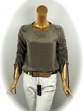 Marccain Sports Bluse Shirt  Stone  Gr. N1/34  N4/40  NEU