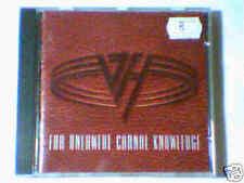 VAN HALEN For unlawful carnal knowledge cd USA
