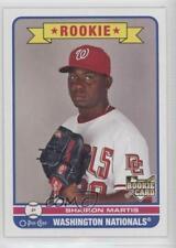 2009 O-Pee-Chee #588 Shairon Martis Washington Nationals RC Rookie Baseball Card