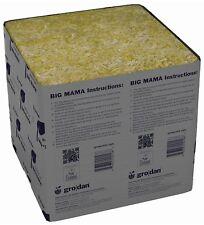 New Grodan Delta Big Mama Wool Block 8 by 8 by 8 Inch Good Quality Fast