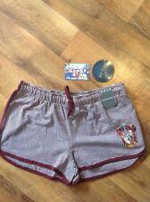 Brand New Ladies Harry Potter Gryffindor shorts