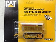 1/64 ERTL CATERPILLAR VFS50 W/ DRY FERTILIZER SPREADER