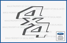 set of 2: 11 - 16 F250 Super Duty 4x4 Decals Stickers Set - F350 F450 Truck ford