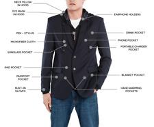 New BAUBAX Men's Navy Blazer - Choice of Size