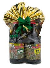 Geschenk-Set NVA Bier fertig verpackt mit Folie und Schleife