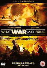 What War May Bring DVD Audrey Dana Samuel Labarthe UK Release Brand New Sealed