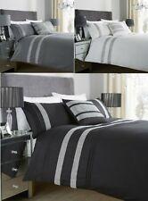 Glitz Diamante Lace Duvet Cover Bedding Set All Sizes